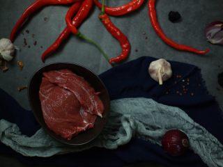 秘制黑松露牛肉酱,准备食材:按配料表称好