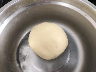 绿豆饼~酥了一地渣儿,加入猪油揉成团