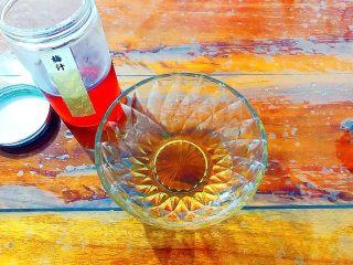酸甜可口梅汁开背虾,准备30g青梅汁!