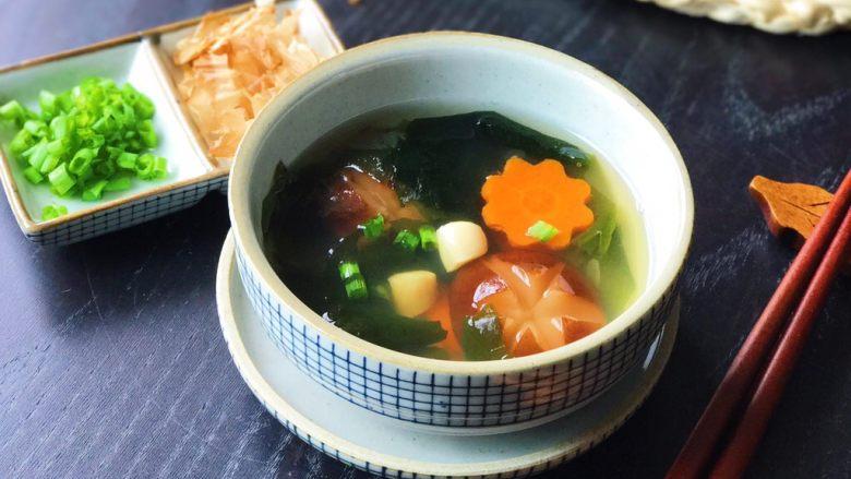 昆布海味清汤