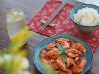 生猛海鲜之油焖大虾