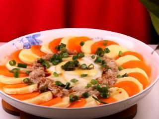 蒸豆腐的新吃法,口感嫩滑好吃爽口
