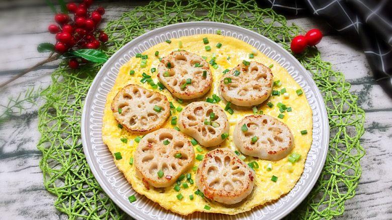 早餐-藕盒抱蛋