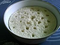 自制熟面粉,取出晾凉