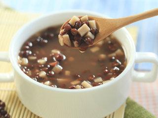 红豆芋艿汤