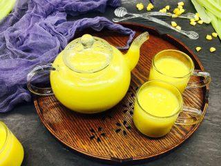 奶香鲜玉米汁(豆浆机版),很想很想和我的同学们一起赏秋日的落叶的同时,每人手捧着一杯热气腾腾的香喷喷的玉米汁饮,哦,应该是每个人都戴着手套……