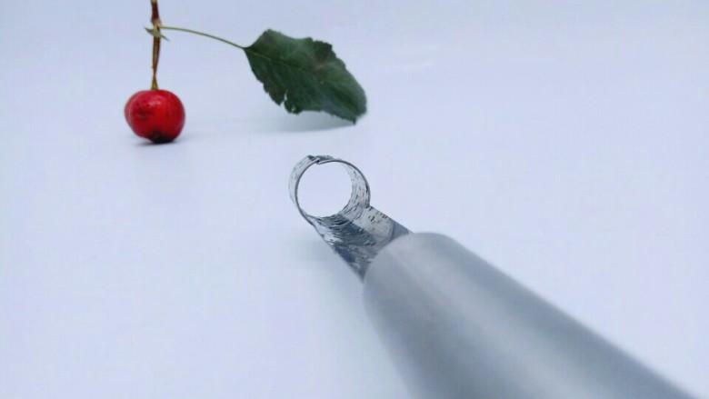 零添加山楂罐头,再来一张,无论苹果核,梨核等等都可以用。