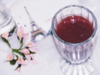 冬喝暖饮夏吃冰~瘦身紫薯苹果饮