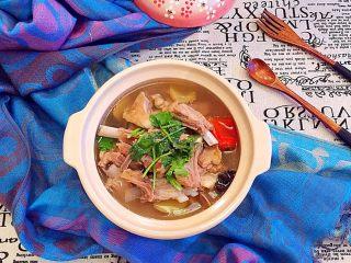 砂鍋羊排湯