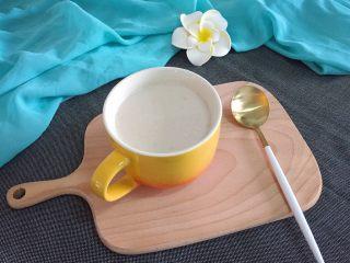红糖燕麦牛奶饮#冬喝暖饮夏吃冰#