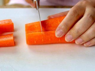 橙色水果汁,切块