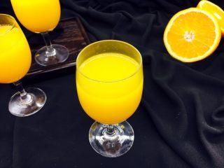 #冬喝热饮夏吃冰# 自制鲜橙汁,成品图