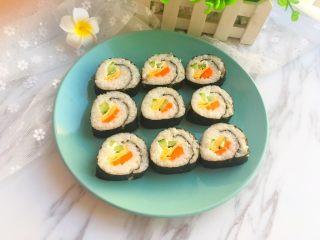 简单原味寿司