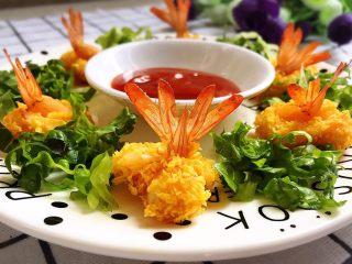 家有烤箱.蝴蝶虾,这么好看的虾,你造吗?😊