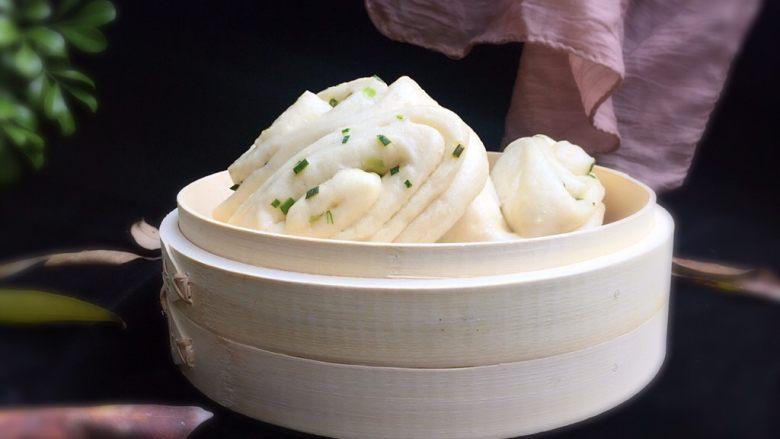 中式面点--香葱花卷