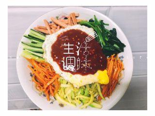 韩国拌饭🍴