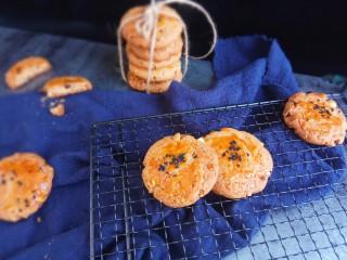 #家有烤箱#榛仁酥~酥到掉渣,酥酥脆脆,特别敢吃