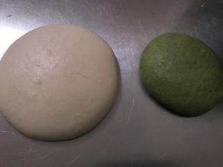 天然酵母榴莲奶酪软欧,22度发了6个小时。