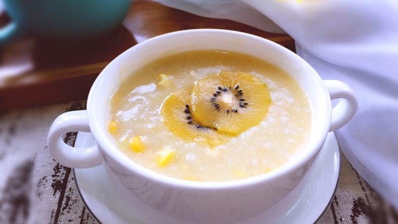 早餐+营养早餐鸡蛋玉米羹