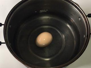宝宝辅食之小<a href=/shicai/shucai/15729.html target=_blank><u>白菜</u></a>蛋<a href=/shicai/mimian/15725.html target=_blank><u>黄米</u></a>糊, 2. 鸡蛋洗净,冷水下锅,中火煮至水开后,煮3分钟,关火再焖5分钟;  这个方法煮出来的鸡蛋,蛋黄香嫩,易消化;