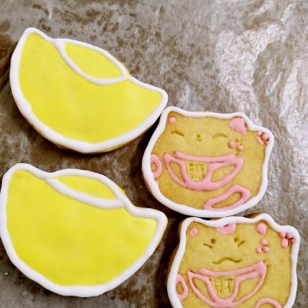 金元宝糖霜饼干