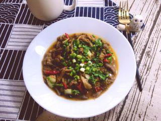 菌类下饭菜,美味下饭的肉菌菜就好啦。