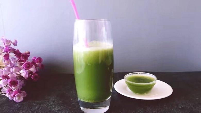 健康饮品之黄瓜雪梨汁