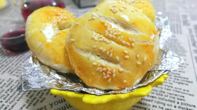 中式点心+老婆饼