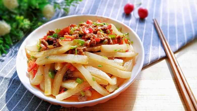 牛肉筷子萝卜