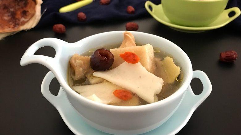 椰子粉葛煲老鸡~秋季滋养汤汤