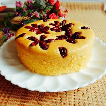 红枣南瓜发糕