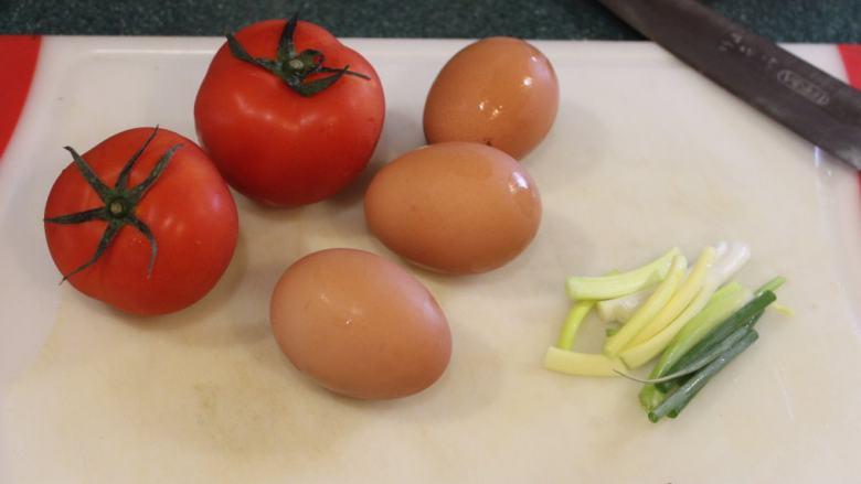 西红柿炒蛋,<a style='color:red;display:inline-block;' href='/shicai/ 3551'>西红柿</a>炒蛋的材料很简单。