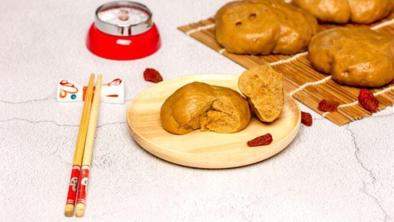 红糖馒头(一次性发酵)
