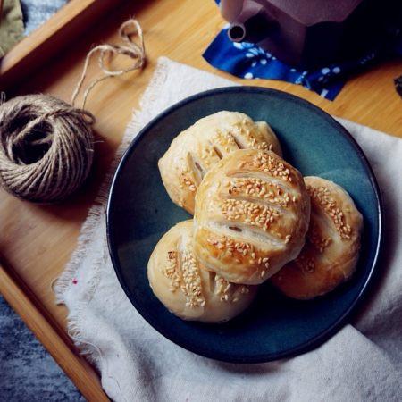 植物油版老婆饼
