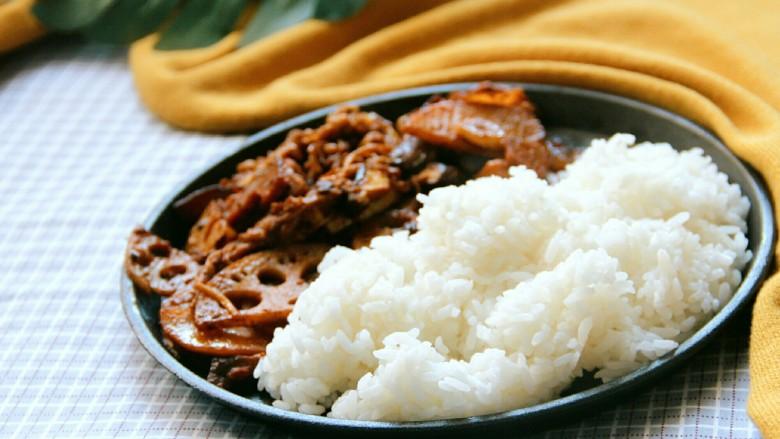 麻辣香锅米饭