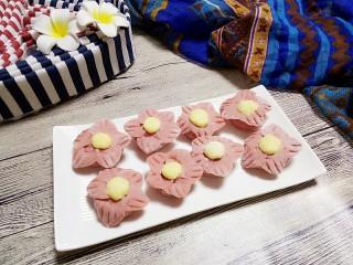 吃掉一朵花+小花馒头