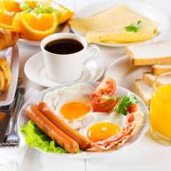 营养师告诉你什么是满分早餐!