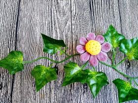 吃出一朵花+馒头花制作