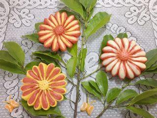 吃掉一朵花+菊花馒头