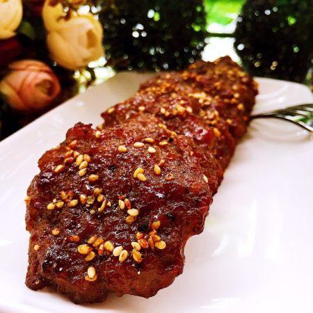 黑椒滋味猪肉铺