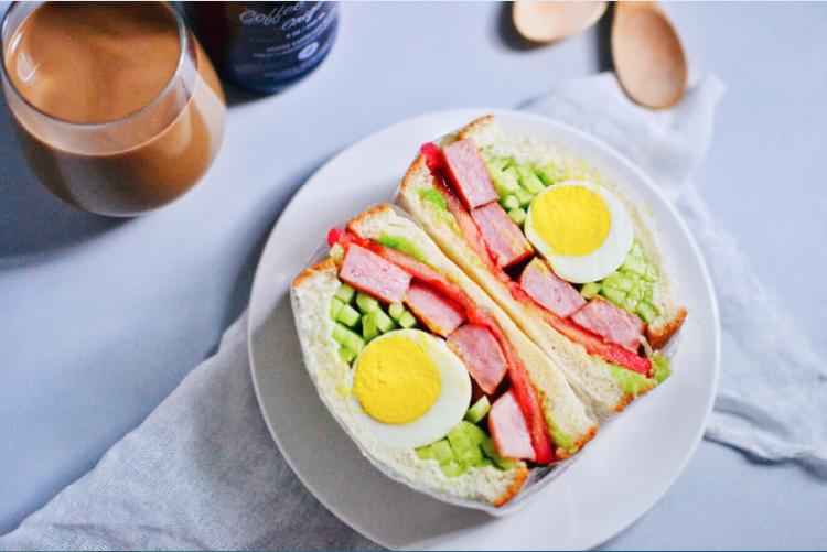 5分钟解决你的营养健康早餐!