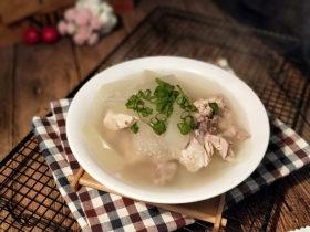 懒人料理--冬瓜排骨汤