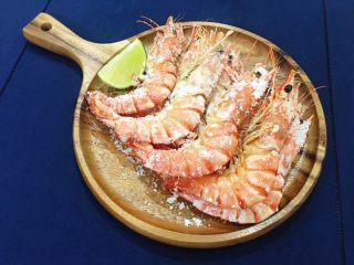 懒人料理+盐焗明虾