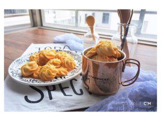 ⭐原味黄油曲奇饼干⭐