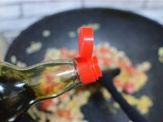 番茄肉末意面,加生抽