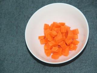 酸甜玉米粒,切成丁
