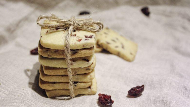 烘焙入门,蔓越莓饼干