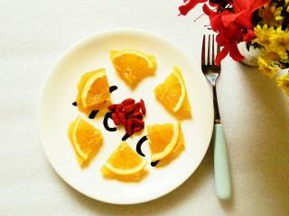 蜜橙糕,冷却,翻面,切块