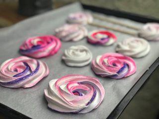 法式传统甜点:蛋白糖/Meringue