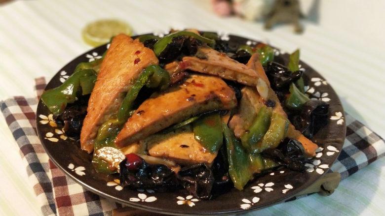 家常豆腐--挑逗你的味蕾